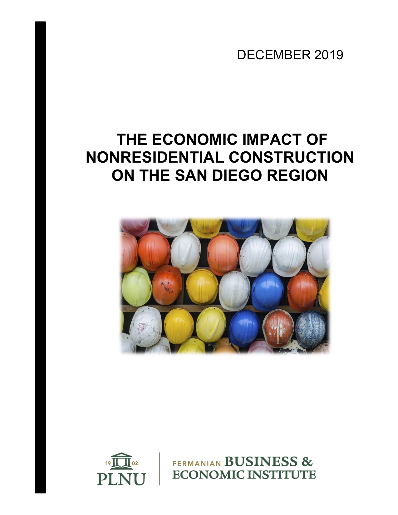 2019 - Economic Impact of Nonresidential Construction on the San Diego Region