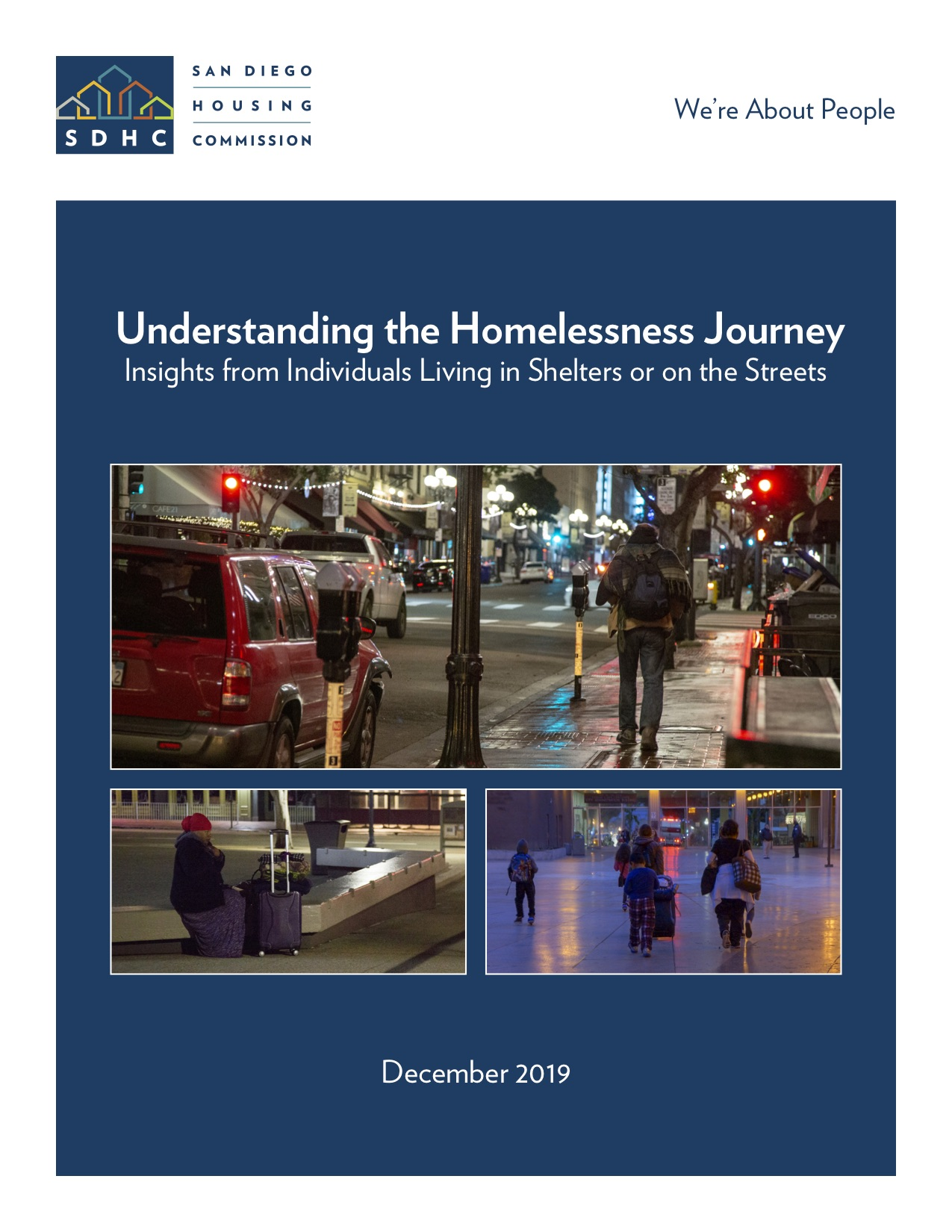 Understanding the Homelessness Journey–Insights from Individuals Living in Shelters & on the Streets