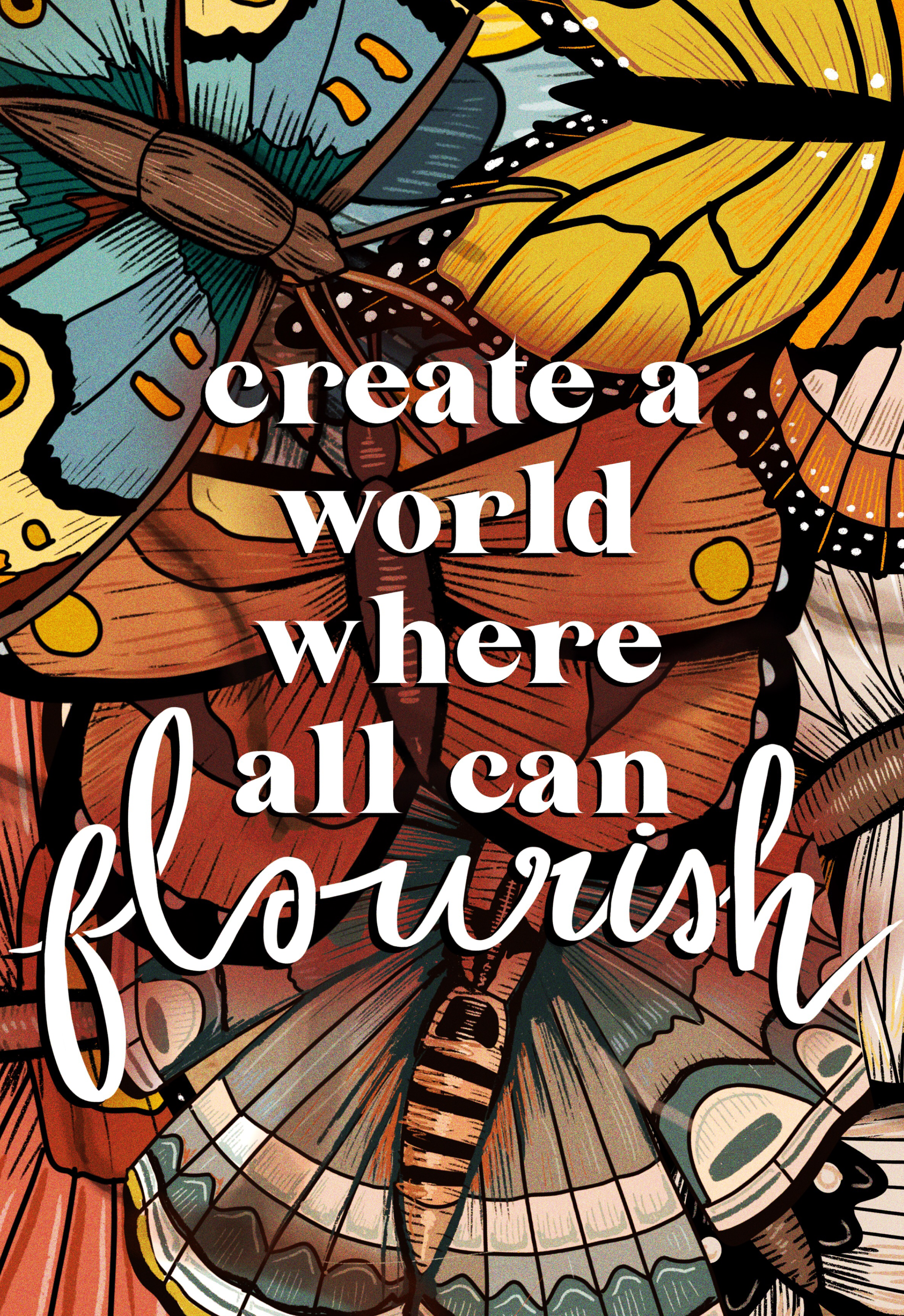 Flourish Art