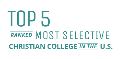 Top 5 most selective christian colleges in the u.s.