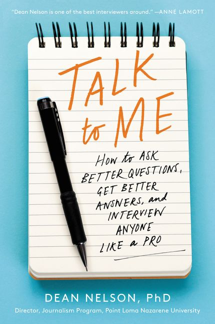 Talk To Me book cover