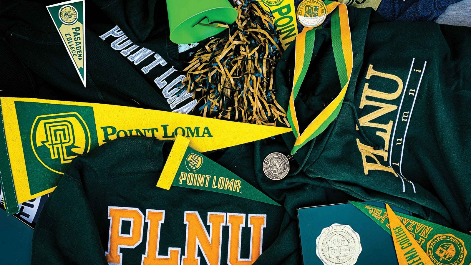 PLNU spirit wear