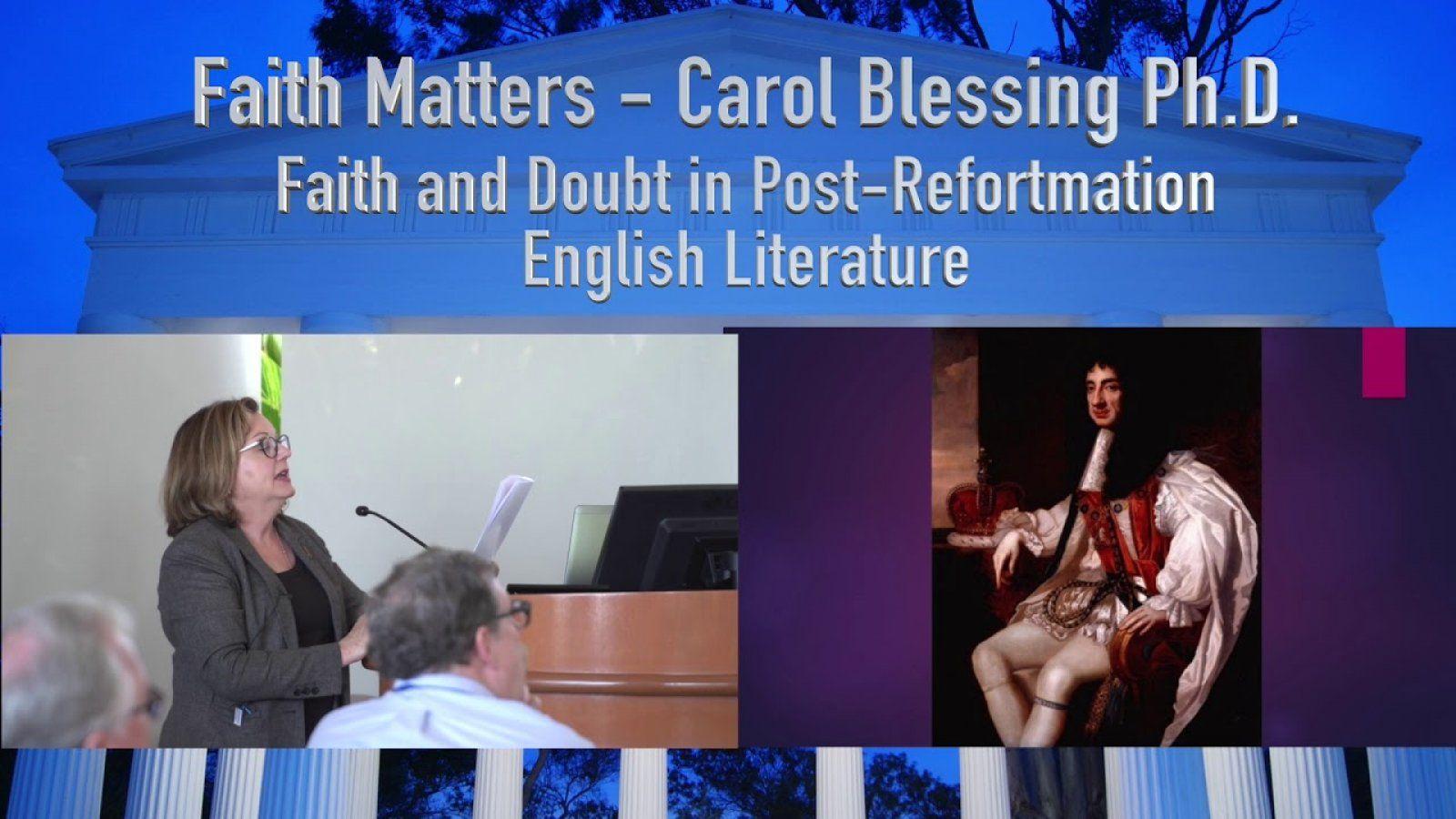reformation in english literature