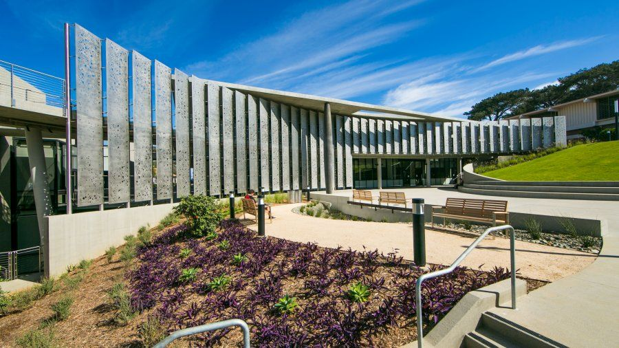 A sunny day at PLNU's new science complex