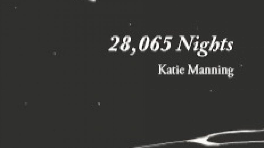 28,065 Nights book cover (book by Katie Manning)