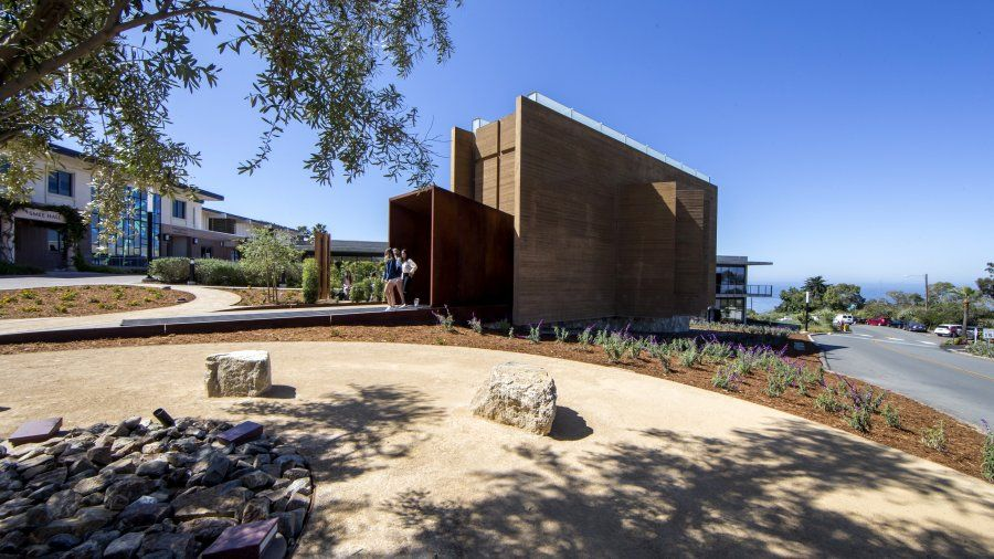 PLNU's Prescott Prayer Chapel