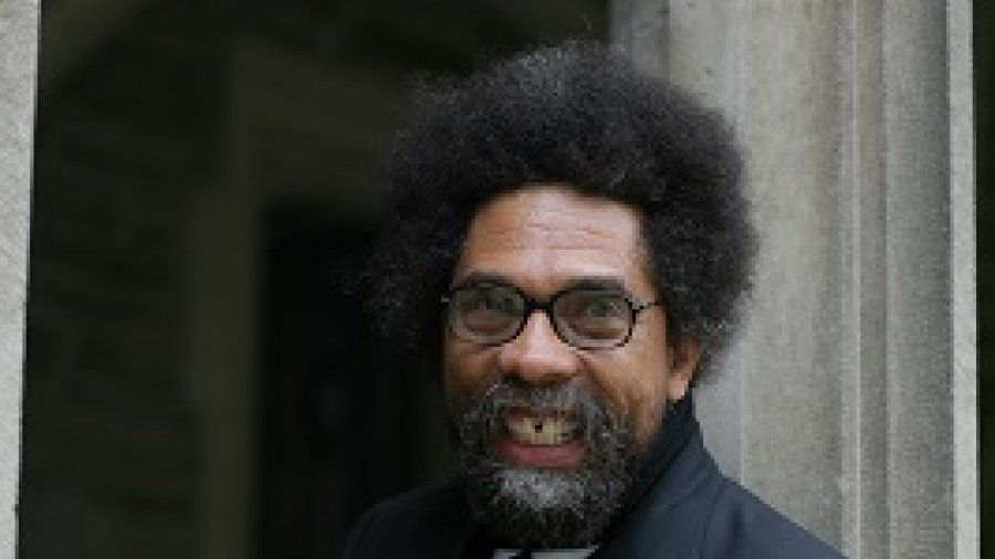 Cornel West headshot (color)