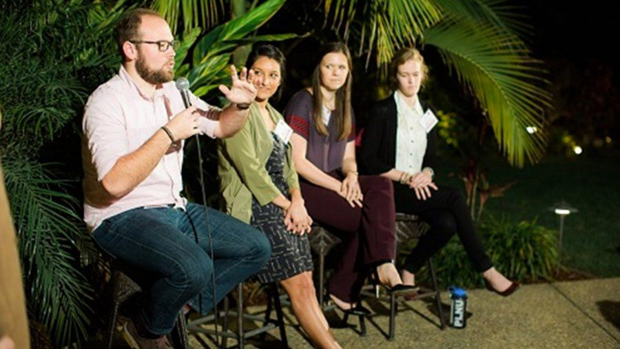 PLNU's Center for International Development Hosts Speakers to Share Their International Development Experiences at the Global Poverty Forum
