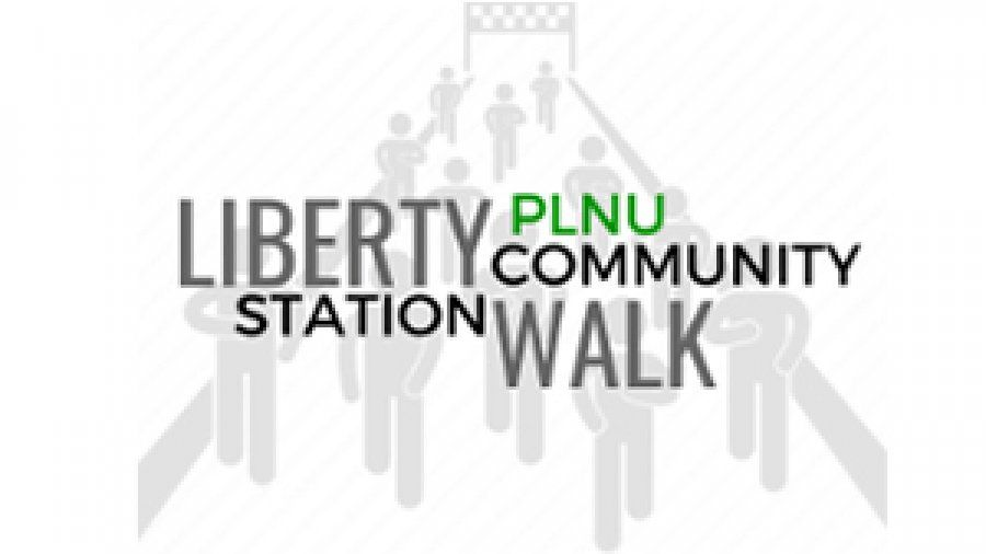 PLNU Liberty Station Walk