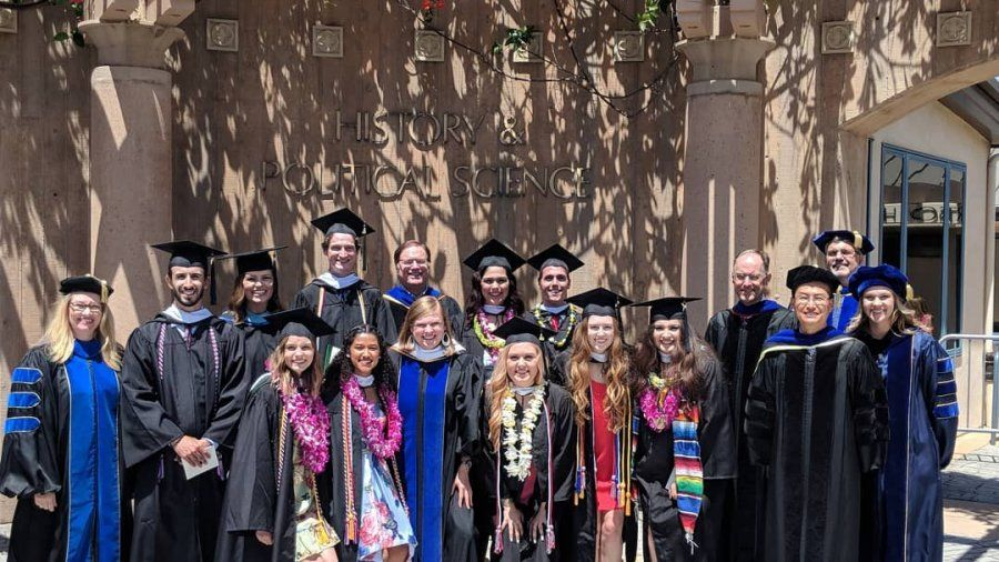2019 History & Political Science Graduates