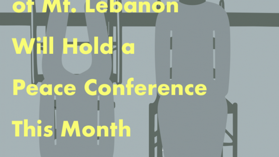 The Shakers of Mt. Lebanon Will Hold a Peace Conference This Month