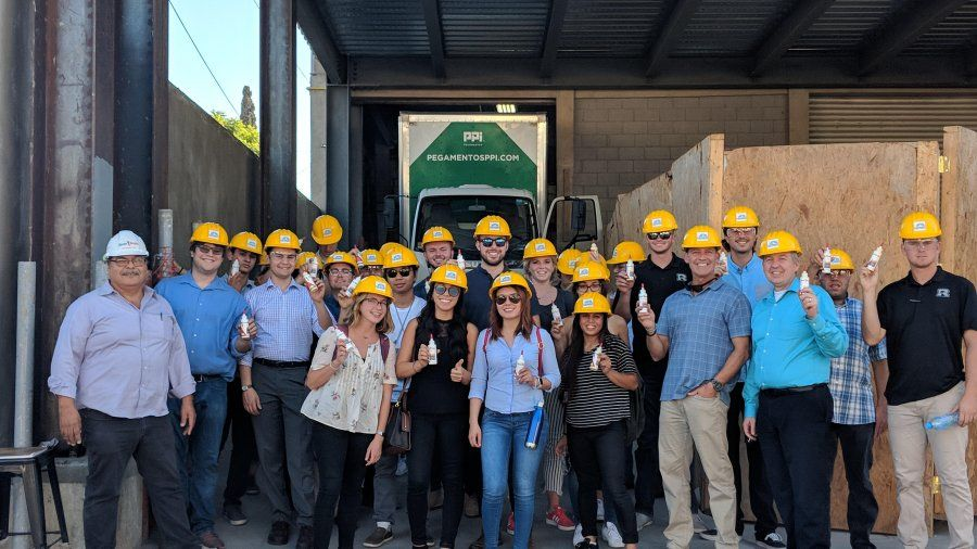 International business students take trip to Mexico
