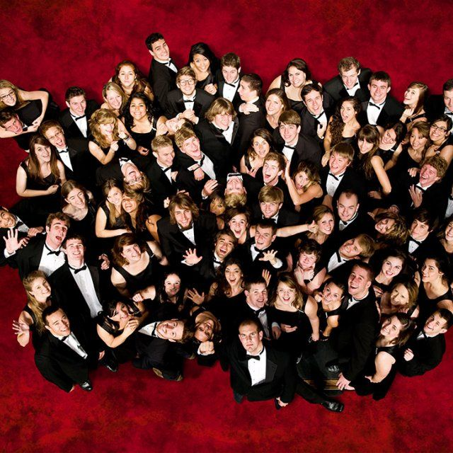 PLNU's Concert Choir