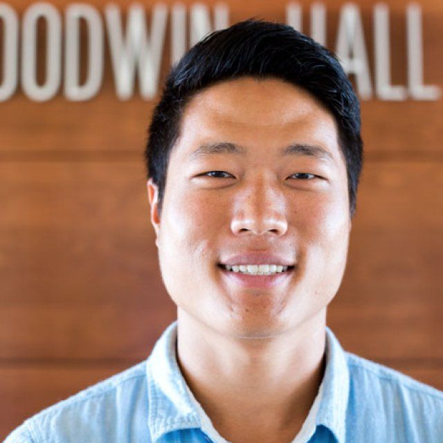 Headshot of Daniel Kwon