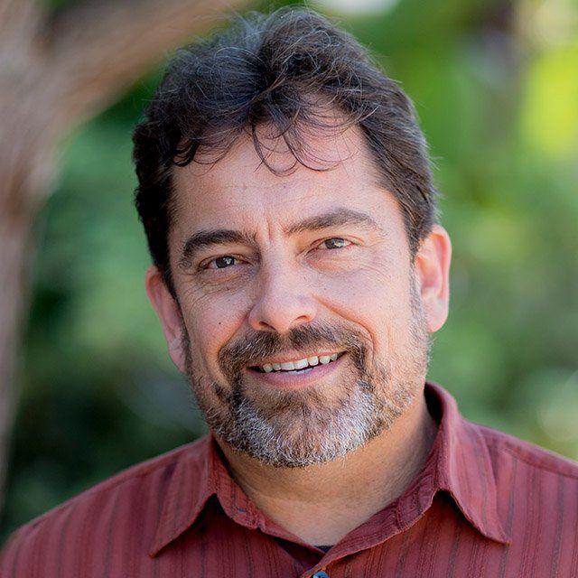 Headshot of Jamie Gates