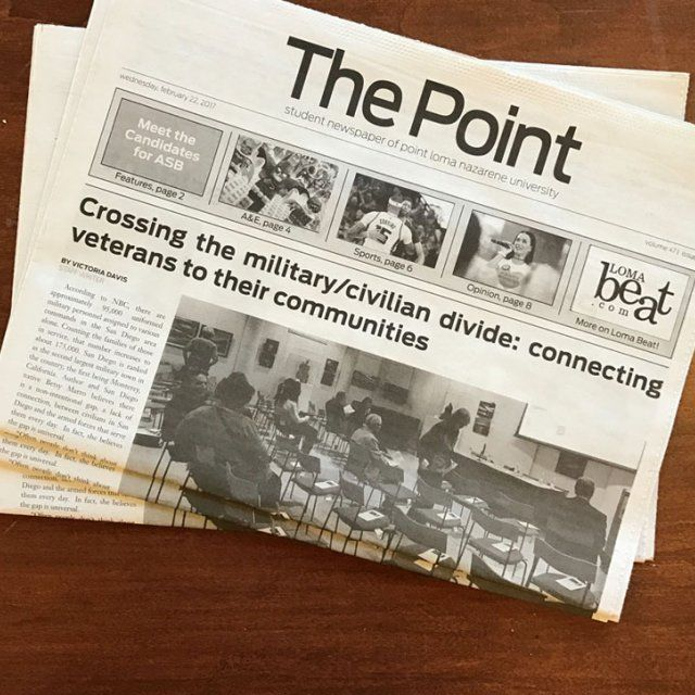 The Point Campus Newspaper