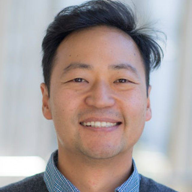 Headshot of Walter Cho