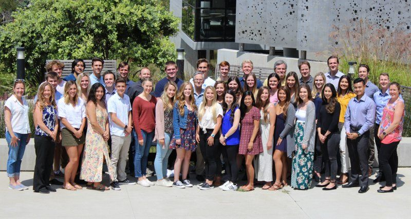2019 Chemistry Undergraduate Research Group