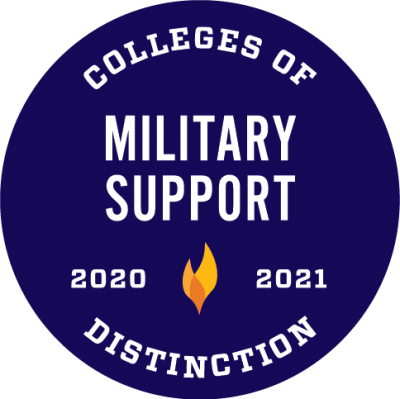 2020 Colleges of military support distinction