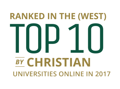 Top 10 West Ranking by Christian Universities Online 2017