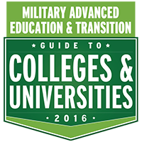 Military Advanced Education & Transition Guide to Colleges & Univ. 2016